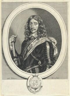 Henry Somerset, 1st Duke of Beaufort, by William Faithorne - NPG D22982