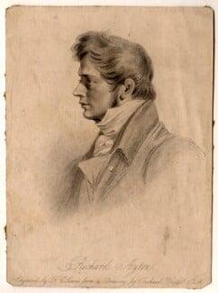 Richard Ayton, by Frederick Christian Lewis Sr, after  Richard Westall, published 1825 - NPG D1011 - © National Portrait Gallery, London