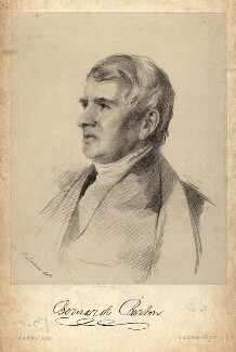 Bernard Barton, by James Henry Lynch, after  Samuel Laurence, mid 19th century - NPG D1023 - © National Portrait Gallery, London
