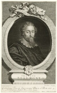 Francis Beaumont, by George Vertue - NPG D1041