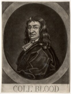 Thomas Blood, by George White - NPG D1076