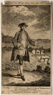 Francis Egerton, 3rd Duke of Bridgewater, after Unknown artist - NPG D1100