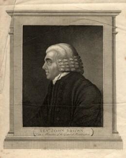John Brown, by Kinnerley, after  Unknown artist - NPG D1119
