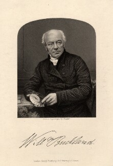 William Buckland, after a daguerreotype by Antoine Claudet, probably 1850s - NPG D1134 - © National Portrait Gallery, London