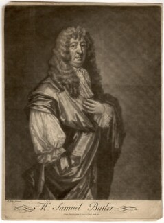 Samuel Butler, after Gilbert Soest - NPG D1153
