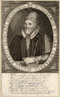 William Butler, by Simon de Passe - NPG D1155