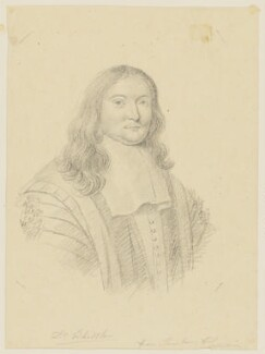 Daniel Whistler, by George Perfect Harding, after  Unknown artist - NPG D1175