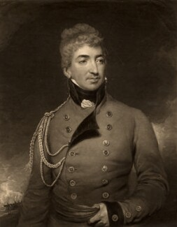 Sir James Campbell, Bt, by Charles Turner, after  Henry Thomson - NPG D1187