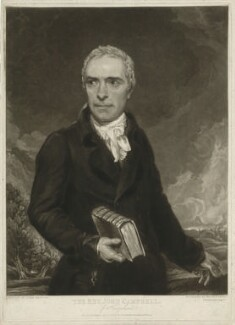 John Campbell, by Thomas Hodgetts, after  John Renton - NPG D1189