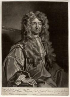 John Vaughan, 3rd Earl of Carbery, by John Simon, after  Sir Godfrey Kneller, Bt - NPG D1223