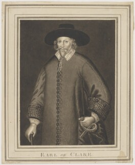 John Holles, 1st Earl of Clare, by Silvester Harding - NPG D125