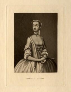 Charlotte Charke (née Cibber), after Unknown artist - NPG D1276