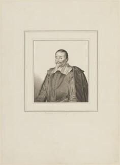Francis Cottington, 1st Baron Cottington, by Unknown artist - NPG D128