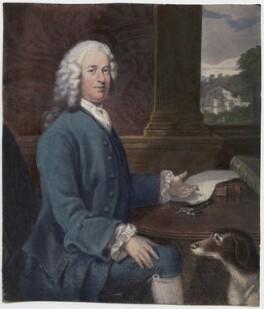 Sir Charles Kemeys-Tynte, 5th Bt, after William Hogarth - NPG D129