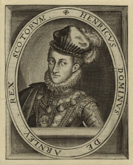 Henry Stuart, Lord Darnley, after Renold or Reginold Elstrack (Elstracke) - NPG D1301