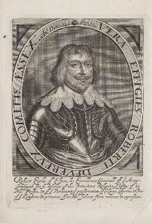 Robert Devereux, 3rd Earl of Essex, by Unknown artist - NPG D1308