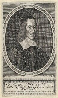 George Herbert, by Robert White - NPG D1323