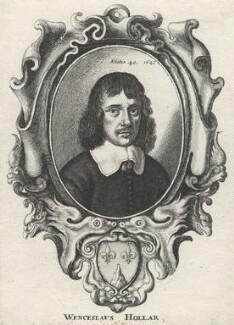 Wenceslaus Hollar, by Wenceslaus Hollar - NPG D1324