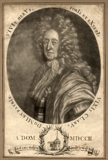 Henry Hare, 2nd Baron Coleraine, after Unknown artist - NPG D1435