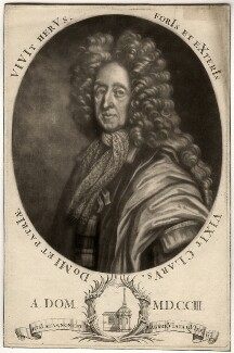 Henry Hare, 2nd Baron Coleraine, after Unknown artist - NPG D1436