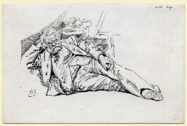 Victor Hugo, by Harry Furniss - NPG D146