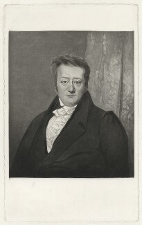 Thomas Clarkson, after Alfred Edward Chalon, (1824) - NPG D1468 - © National Portrait Gallery, London