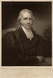 John Clayton, by Thomas Hodgetts, published by and after  Samuel Medley - NPG D1469