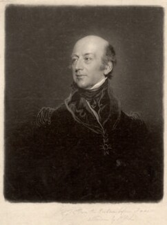 Sir Edward Codrington, by Charles Turner, after  Sir Thomas Lawrence, published 1830 - NPG D1487 - © National Portrait Gallery, London