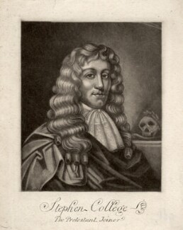 Stephen College, after Unknown artist - NPG D1502