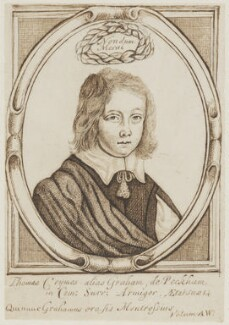 Thomas Crymes (Graham), by Unknown artist - NPG D152