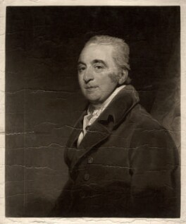 John Crewe, 1st Baron Crewe, by William Say, after  Sir Thomas Lawrence - NPG D1535