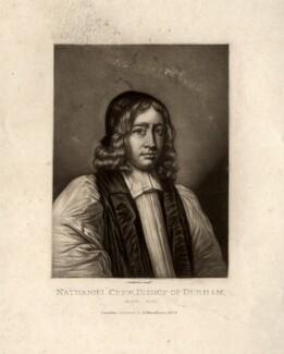 Nathaniel Crew, 3rd Baron Crew, by Robert Dunkarton, after  Unknown artist - NPG D1578