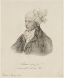 William Cowper, after Sir Thomas Lawrence - NPG D159