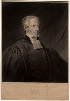 Francis Geach Crossman, by William Barnard, after  William Salter - NPG D1596