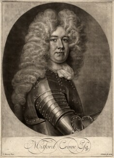 Mitford Crowe, by and published by John Smith, after  Thomas Murray - NPG D1599