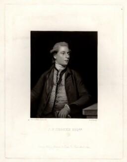 John Crosse Crooke, by George H. Every, after  Sir Joshua Reynolds - NPG D1603