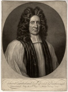 Richard Cumberland, by John Smith, after  Thomas Murray, 1714 (1706) - NPG D1610 - © National Portrait Gallery, London