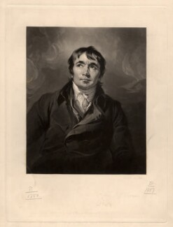John Philpot Curran, by Edward McInnes, after  Sir Thomas Lawrence - NPG D1611