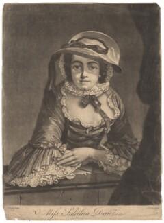 Salethea Dawkens, by P. Stee, after  I. Toer - NPG D1625