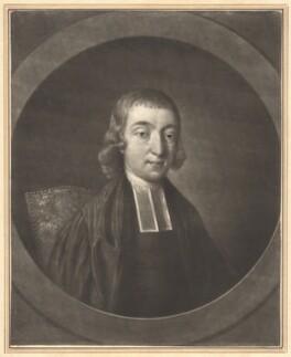 Richard de Courcy, by Jonathan Spilsbury, after  John Russell - NPG D1631