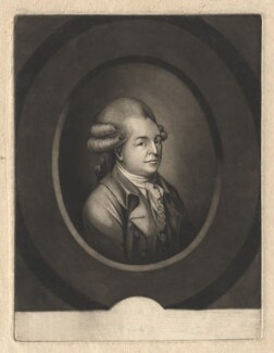 James William Dodd, by Robert Laurie, after  Robert Dighton - NPG D1647