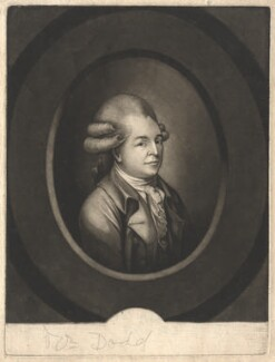 James William Dodd, by Robert Laurie, after  Robert Dighton - NPG D1648