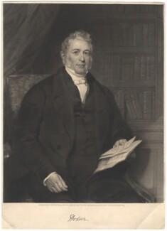 Sir John Dodson, by William Walker, after  Unknown artist - NPG D1650