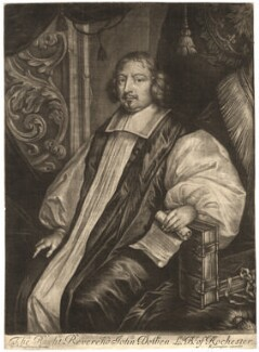 John Dolben, published by Richard Tompson, after  Jacob Huysmans - NPG D1652