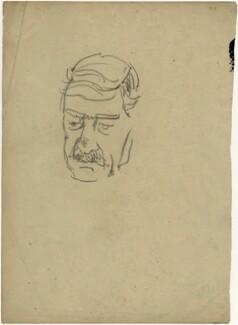 Neville Chamberlain, by Powys Evans - NPG D1692