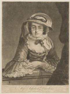 Salethea Dawkens, by P. Stee, after  I. Toer - NPG D1699