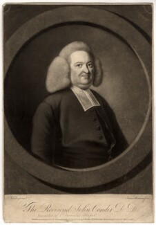 John Conder, by James Watson, sold by and after  Simon Webster - NPG D1706