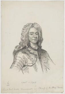 George Wade, by Unknown artist - NPG D1708