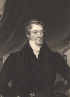 Thomas Denman, 1st Baron Denman, by Thomas Hodgetts, after  Thomas Barber, 1832 or after - NPG D1738 - © National Portrait Gallery, London