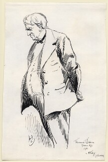 Thomas Alva Edison, by Harry Furniss - NPG D175
